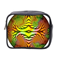 Fractals Ball About Abstract Mini Toiletries Bag 2-Side