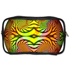 Fractals Ball About Abstract Toiletries Bags 2 Side