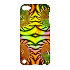 Fractals Ball About Abstract Apple Ipod Touch 5 Hardshell Case