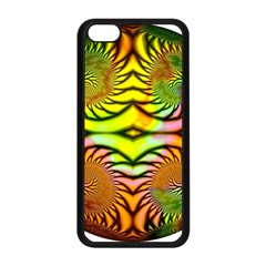 Fractals Ball About Abstract Apple iPhone 5C Seamless Case (Black)