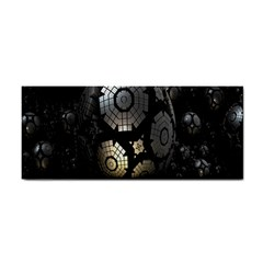 Fractal Sphere Steel 3d Structures Cosmetic Storage Cases