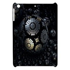 Fractal Sphere Steel 3d Structures Apple Ipad Mini Hardshell Case