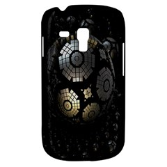 Fractal Sphere Steel 3d Structures Galaxy S3 Mini