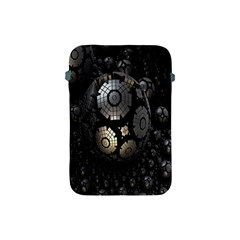 Fractal Sphere Steel 3d Structures Apple Ipad Mini Protective Soft Cases