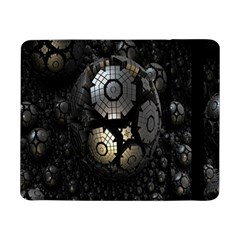 Fractal Sphere Steel 3d Structures Samsung Galaxy Tab Pro 8 4  Flip Case