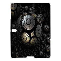 Fractal Sphere Steel 3d Structures Samsung Galaxy Tab S (10.5 ) Hardshell Case