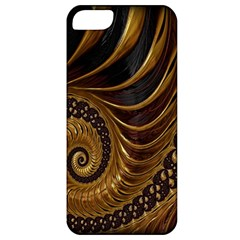 Fractal Spiral Endless Mathematics Apple Iphone 5 Classic Hardshell Case
