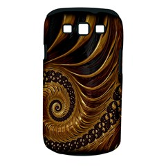 Fractal Spiral Endless Mathematics Samsung Galaxy S III Classic Hardshell Case (PC+Silicone)
