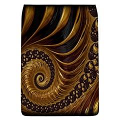 Fractal Spiral Endless Mathematics Flap Covers (l)