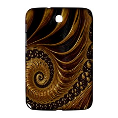 Fractal Spiral Endless Mathematics Samsung Galaxy Note 8 0 N5100 Hardshell Case