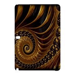 Fractal Spiral Endless Mathematics Samsung Galaxy Tab Pro 10 1 Hardshell Case