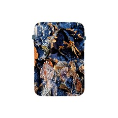 Frost Leaves Winter Park Morning Apple Ipad Mini Protective Soft Cases
