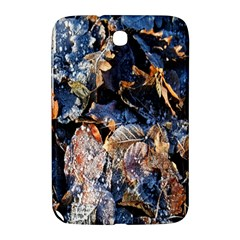 Frost Leaves Winter Park Morning Samsung Galaxy Note 8 0 N5100 Hardshell Case