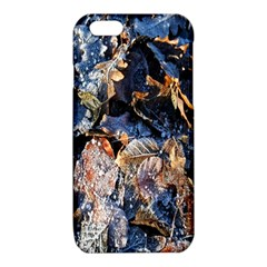 Frost Leaves Winter Park Morning iPhone 6/6S TPU Case