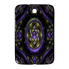 Fractal Sparkling Purple Abstract Samsung Galaxy Note 8 0 N5100 Hardshell Case