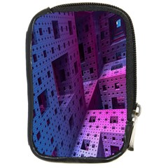 Fractals Geometry Graphic Compact Camera Cases