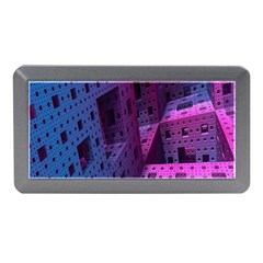 Fractals Geometry Graphic Memory Card Reader (Mini)