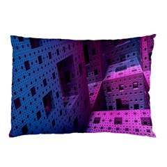 Fractals Geometry Graphic Pillow Case (Two Sides)