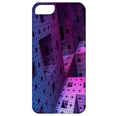 Fractals Geometry Graphic Apple Iphone 5 Classic Hardshell Case