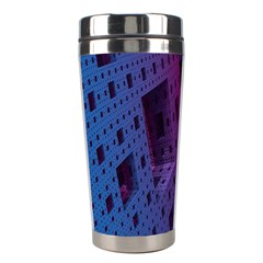 Fractals Geometry Graphic Stainless Steel Travel Tumblers
