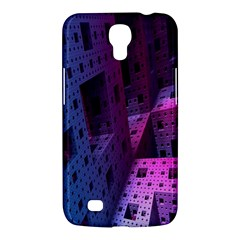 Fractals Geometry Graphic Samsung Galaxy Mega 6 3  I9200 Hardshell Case