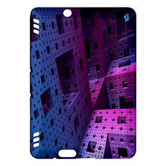 Fractals Geometry Graphic Kindle Fire Hdx Hardshell Case