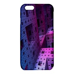 Fractals Geometry Graphic iPhone 6/6S TPU Case