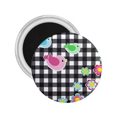 Cute spring pattern 2.25  Magnets