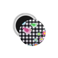 Cute spring pattern 1.75  Magnets