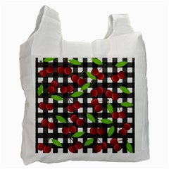 Cherry kingdom  Recycle Bag (Two Side)