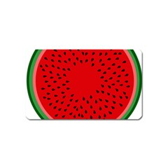 Watermelon Magnet (Name Card)