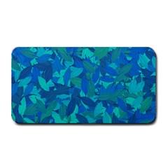 Blue autumn Medium Bar Mats