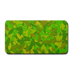 Green autumn Medium Bar Mats