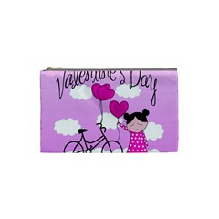 Pink Daydream  Cosmetic Bag (small)