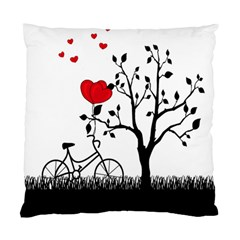 Love Hill Standard Cushion Case (Two Sides)