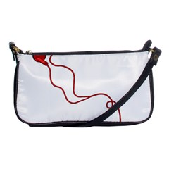 Earphones  Shoulder Clutch Bags