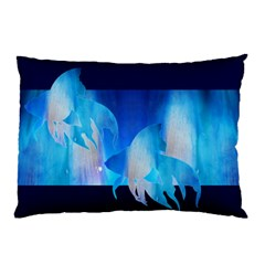 sliding blues Pillow Case (Two Sides)