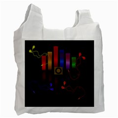 Energy of the sound Recycle Bag (Two Side)