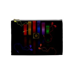Energy of the sound Cosmetic Bag (Medium)