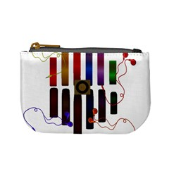 Energy of the sound Mini Coin Purses