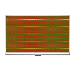Fugly Christmas Xmas Pattern Business Card Holders