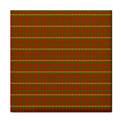 Fugly Christmas Xmas Pattern Face Towel