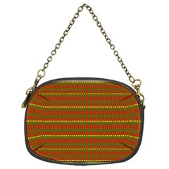 Fugly Christmas Xmas Pattern Chain Purses (Two Sides)