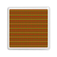 Fugly Christmas Xmas Pattern Memory Card Reader (Square)