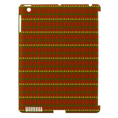 Fugly Christmas Xmas Pattern Apple Ipad 3/4 Hardshell Case (compatible With Smart Cover)