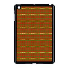 Fugly Christmas Xmas Pattern Apple Ipad Mini Case (black)