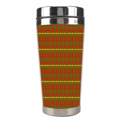Fugly Christmas Xmas Pattern Stainless Steel Travel Tumblers