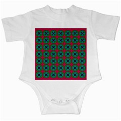 Geometric Patterns Infant Creepers