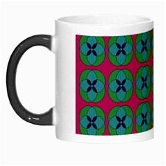 Geometric Patterns Morph Mugs
