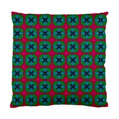 Geometric Patterns Standard Cushion Case (two Sides)